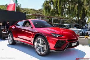 Lamborghini Uros Lamborghini Urus Production To Start In 3 Years Gtspirit