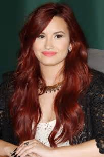demi hair color for americans vida que inspira todas as transforma 231 245 es de demi lovato