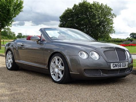 how petrol cars work 2008 bentley continental gtc electronic toll collection used 2008 bentley continental gtc for sale in kent pistonheads