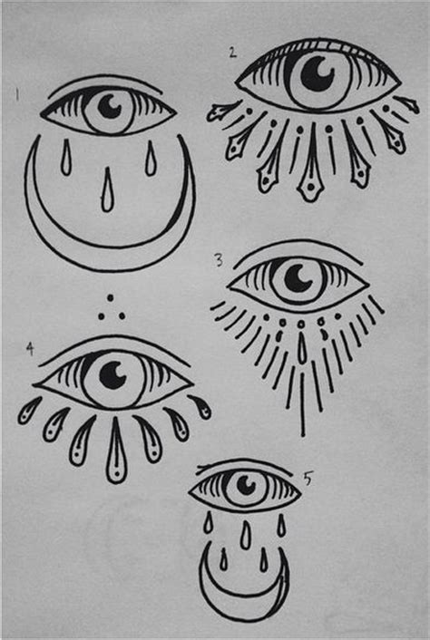 simple eye tattoo designs 306 best images about tattoo flash art on pinterest