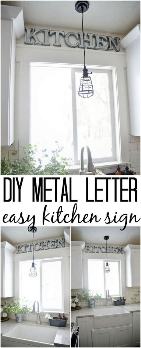 the 35 best diy kitchen decorating projects cute diy 35 best diy farmhouse kitchen decor projects and ideas