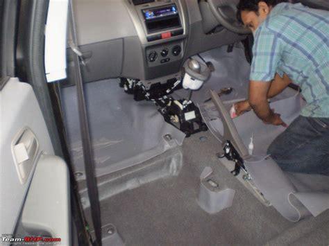 PICS : Car floor vinyl & lamination   Page 3   Team BHP