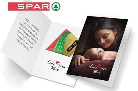 International Gift Cards India - simple innovation in gift card offer led to increased revenue for spar india spar