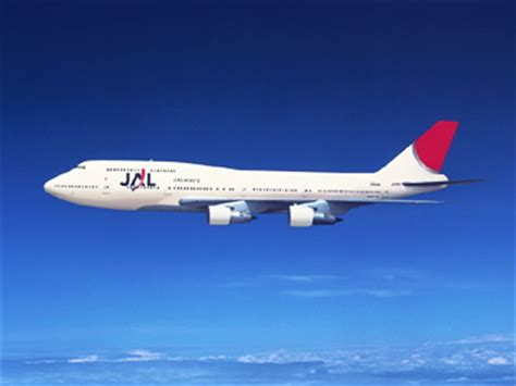 Jp Wallpaper Jumbo Kerikil japan airlines 747 300 jal aircraft collection