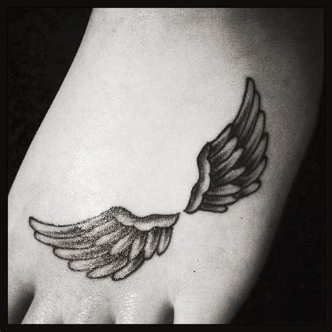 tattoo my photo wing for my baby