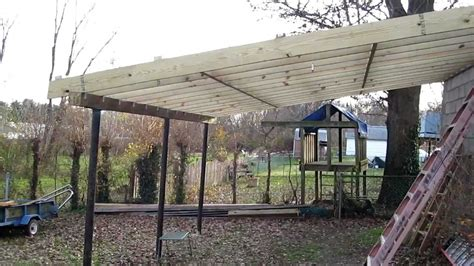 How To Add A Lean To On A Shed by Tifany Guide How To Build A Lean To Shed