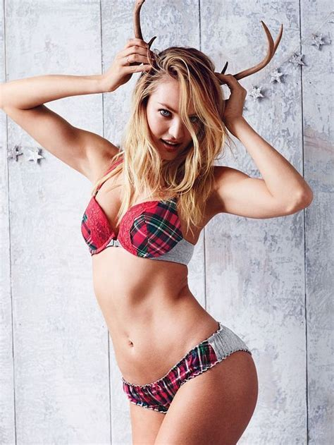 Get Bootylicious At Victorias Secret by Behati Prinsloo Candice Swanepoel S Secret