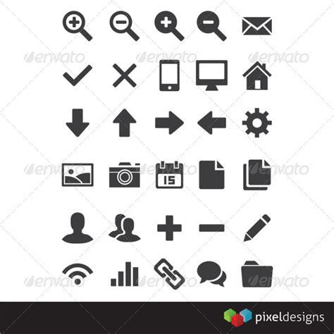icon design basics 30 basic webdesign icon by pixeldesigns graphicriver