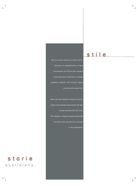 cormo porte catalogo cormo stile 09
