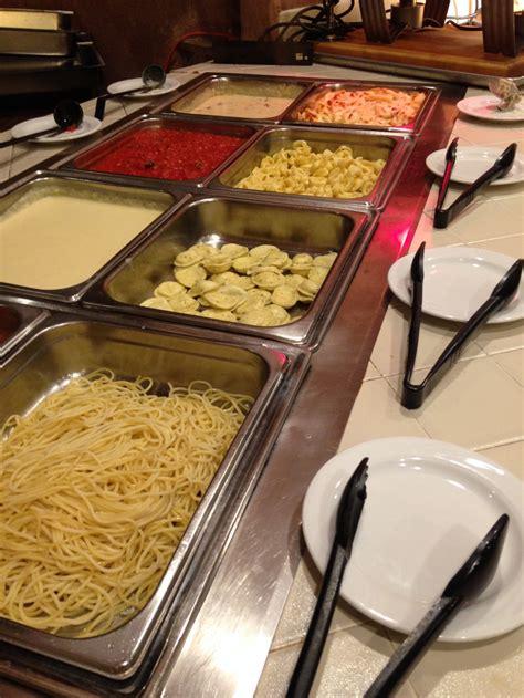For Bar Buffet Pizza Pasta Salad Bar Buffet Rastrelli S Restaurant