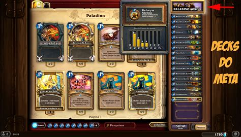 hearthstone meta decks hearthstone decks do meta paladino aggro barato
