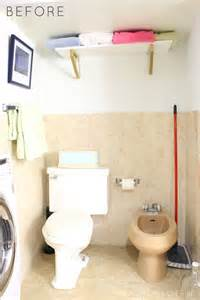 Basement Bathroom Before And After Before And After Basement Bathroom Makeover