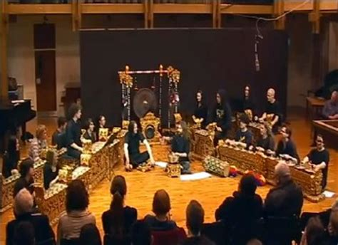 Gamelan Taniwha Jaya   Gamelan Wellington