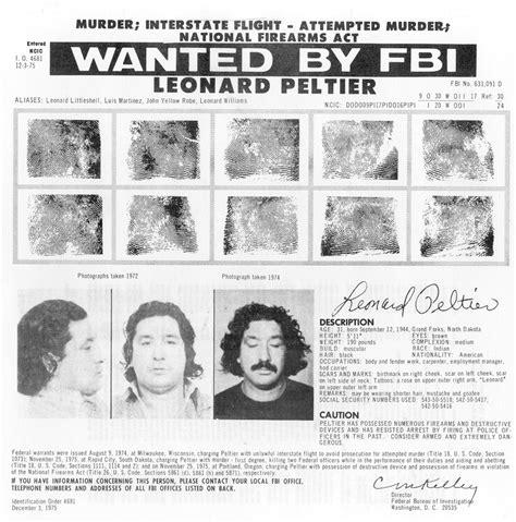 The Hunt For Leonard Peltier