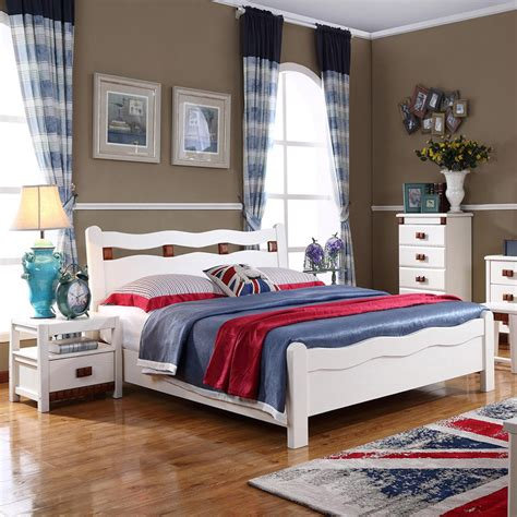 white cheap bedroom furniture cheap mediterranean wood bed white bedroom furniture