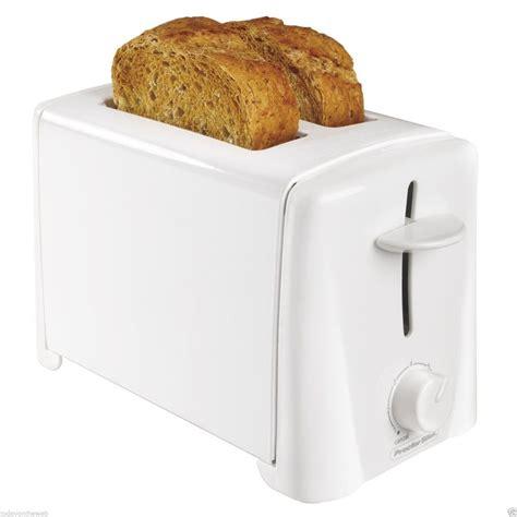 Proctor Silex 2 Slice Bagel Toaster New Proctor Silex 2 Slice Bread Toaster With Auto Shut Off