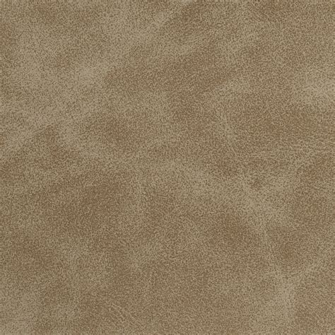 Neutral Upholstery Fabric Mushroom Beige Distressed Plain Breathable Leather Texture
