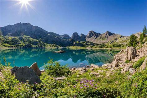 Office Du Tourisme Foux D Allos by Le Lac D Allos Lac Naturel De Montagne Au Coeur D Un
