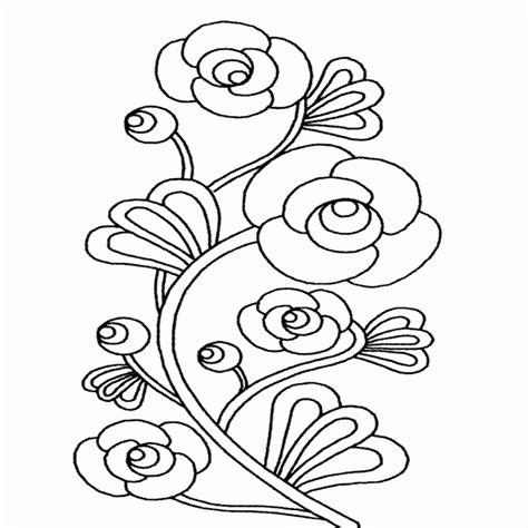 imágenes de rosas bonitas para dibujar imagenes y fotos dibujos de flores para colorear parte 2