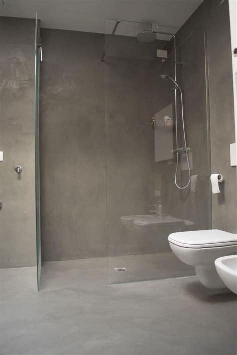 pavimenti resina bagno bagno prima e dopo in resina tonalit ardesia bagni resine