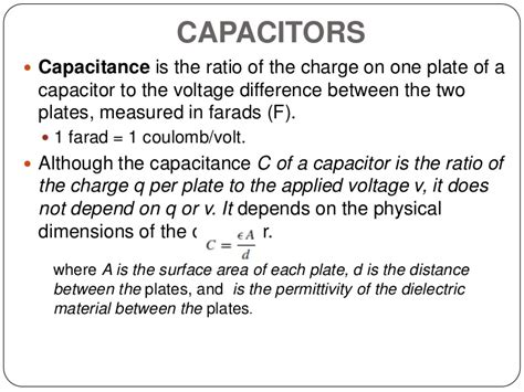 how to charge a 5 farad capacitor how to charge a 1 farad capacitor 28 images ppt 17 1 capacitors 17 2 capacitors in series