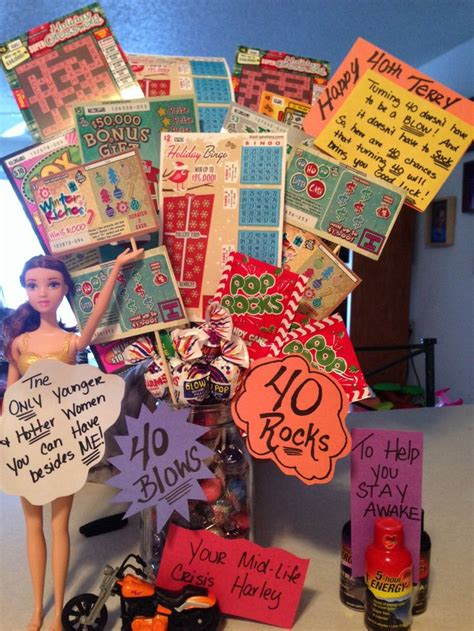 40th Birthday Decorations by 40th Birthday Gift Idea Gift Ideas Models
