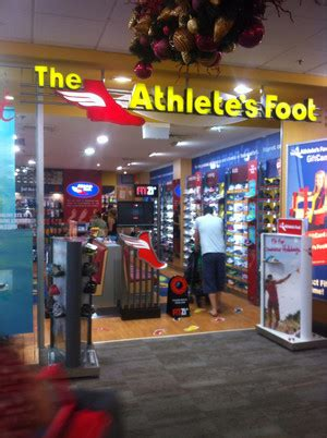 athlete foot shoe store the athlete s foot in st ives sydney nsw shoe stores