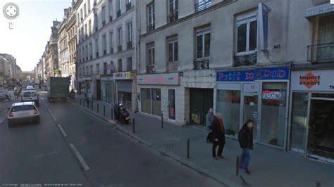 la rue du faubourg martin 75010 locaux