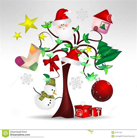 original christmas decorations royalty free stock image