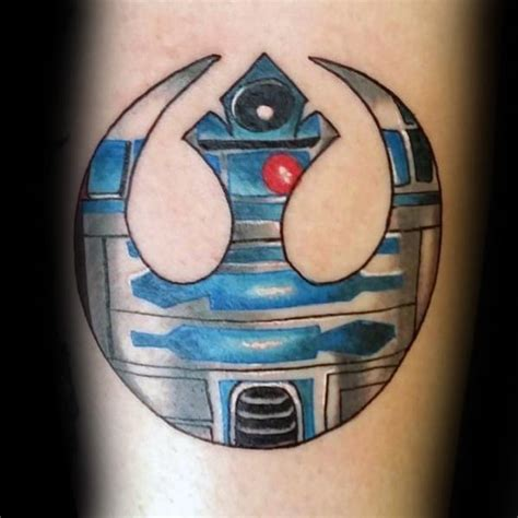 rebel tattoo logo 50 rebel alliance tattoo designs for men star wars