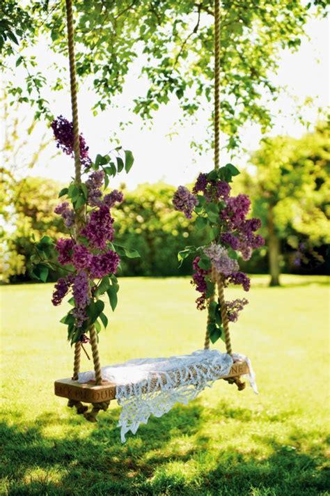 pas grass and swinging 1001 inspirations pour une d 233 coration de jardin 224 faire