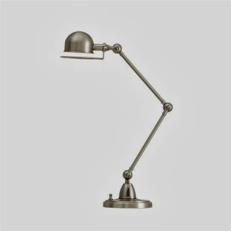 copy cat chic restoration hardware atelier task table lamp