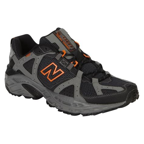 sears mens athletic shoes new balance 481 mens trail running shoe hit the trail