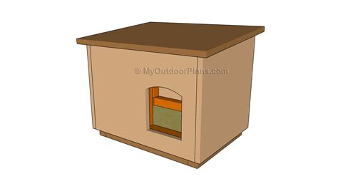 free outside cat house plans outdoor cat house plans myoutdoorplans free woodworking plans and projects diy