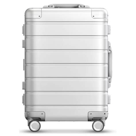 Xiaomi 90 Points Metal Suitcase by Xiaomi 90 Points Metal Suitcase Koper Travel 20 Inches