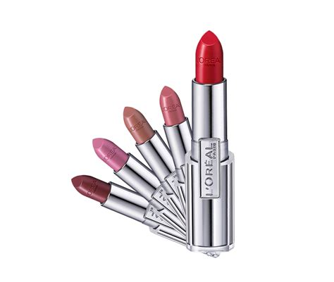 Lipstick Loreal live la vie en in nyc l oreal infallible