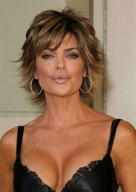 lisa rinna flat irom 106 best images about hair cuts on pinterest short hair