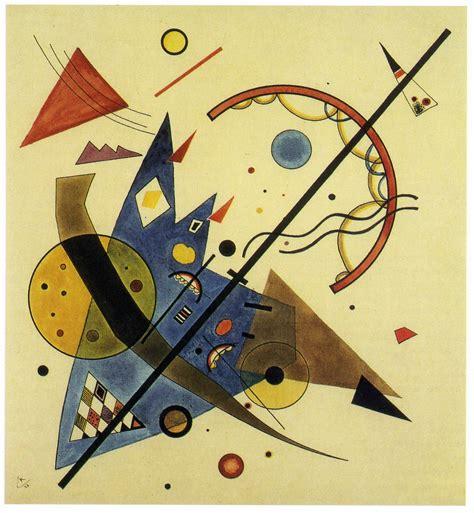 imagenes abstractas de wassily kandinsky kandinsky y la sinfon 237 a de los colores l 237 neas sobre arte