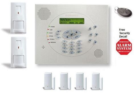 choosing components for a diy wireless home security