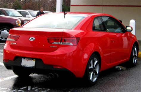 Kia Forte 2010 Coupe New Koup Taillights Kia Forte Forum Sedan Koup