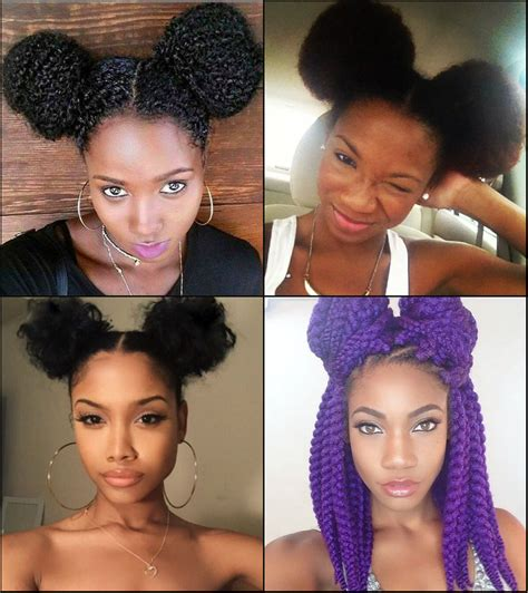 Pictures Of Black Hairstyles 2017 by Black Bun Hairstyles For Look