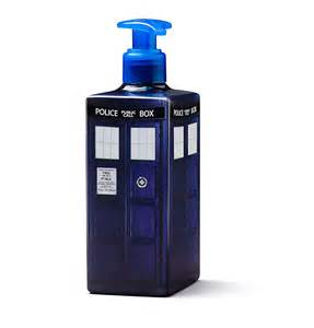doctor who bathroom set doctor who tardis soap dispenser