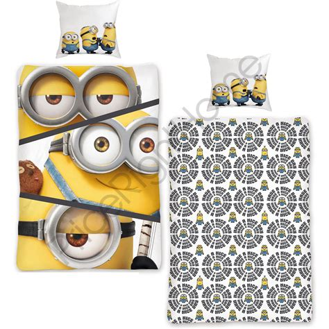 bedding sets single minions duvet cover bedding sets single