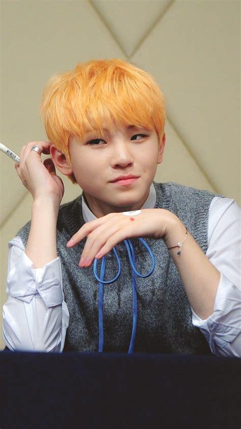 s hair color seventeen woozi s hair colors kpop korean hair and style