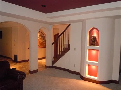 Decorating Ideas For Basements Finished Basement Ideas Pictures To Inspire Your Own