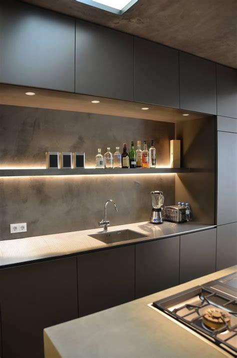 las cocinas enmarcadas son una nueva tendencia kansei