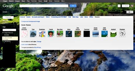 gmail themes help how to customize gmail themes with your own image