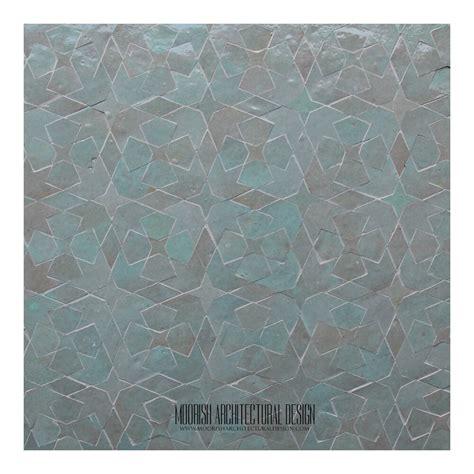 Mint Green Moroccan Tile   Moorish bathroom Tile