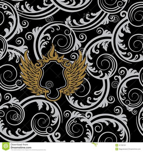 modern batik pattern vector batik seamless pattern stock illustration image 41700191
