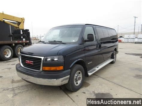 auto air conditioning repair 2002 gmc savana 3500 seat position control 2005 gmc savana van for sale 36 used cars from 3 690